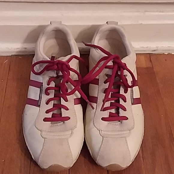 Skechers Retro Leather Striped Athletic
